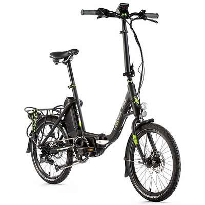 < > E-bike Leader Fox HARLAN, Folding 20