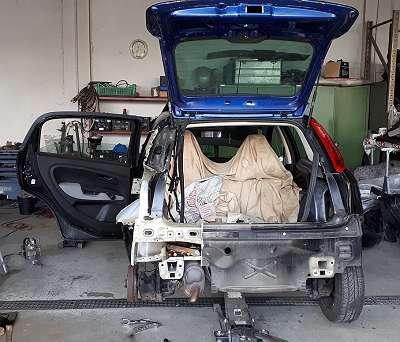 Fiat - Autoschaden