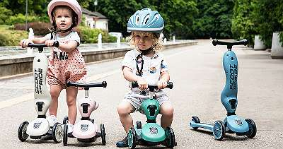 Scoot&Ride Highway Kick