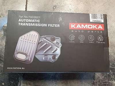 Automatikgetriebeölfilter für BMW KAM F603501