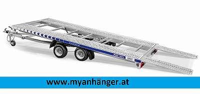 Lorries Autotransporter - PKW Anhänger