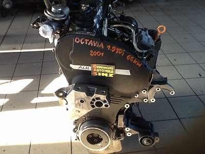 Motor Skoda Octavia 1.9TDi