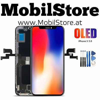 iPhone X Display - Neu - Mit Rechnung und Garantie