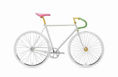 NEW CREME CYCLES VINYL LTD EDITION, Super stylisches Fahrrad, Marken Fahrrad