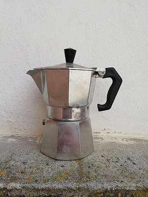 Crusinallo- Kaffeemaschine , MADE IN ITALY