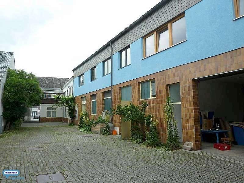 Bild 1 von 18 - Innenhof