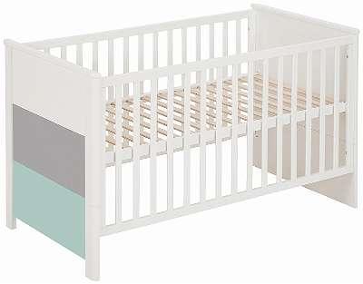 Gitterbett Amy inkl Bettschubkasten