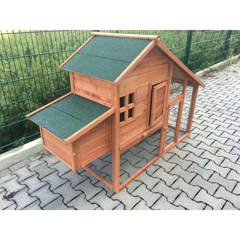 Kaninchenstall Large - NEU - Hasenkäfig Kleintierstall Kaninchenkäfig Hasenstall Hühnerstall