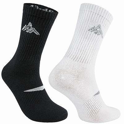 Tennissocken Sport-Socken mit Kompression und Verstärkung