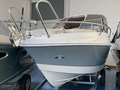 Motorboot Sportboot Coaster 600 DC neu (Lagerboot)