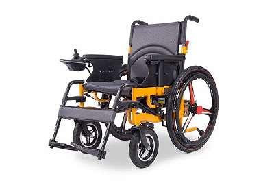 Alpenmobil - Elektro Rollstuhl