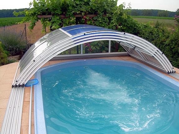 Polyesterschwimmbecken: Schwimmbecken Von AUSTRIA