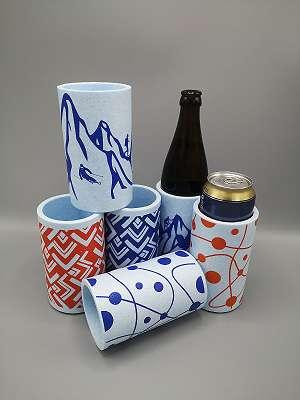 6-Pack Getränkekühlhalter / Flaschenkühlhalter / Bierkühlhalter