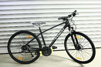 Fahrrad Dual Sport 2 EQ trek black