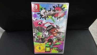 Splatoon 2 (Switch)