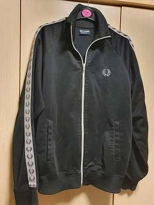 Fred Perry Weste