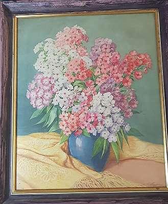 Eduard Sander Wien 1889-1974 Blumenstrauss
