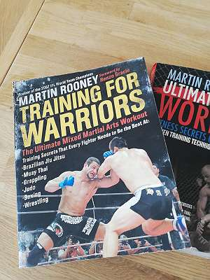 Training for Warroirs Martin Rooney