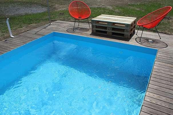 pp poolset top seller pp pool 7 5 x 3 3 m technikschacht technik muck pool. Black Bedroom Furniture Sets. Home Design Ideas