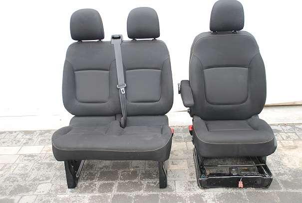 opel vivaro renault trafic primaster einzelsitz bank beifahrer beifahrersitz sitz bank sitzbank. Black Bedroom Furniture Sets. Home Design Ideas