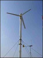 WINDTURBINE JFH 1000 Horizontal