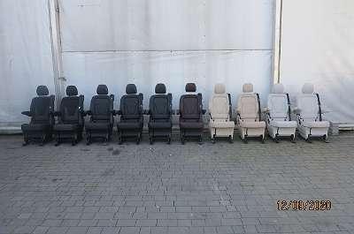 Mercedes V-klasse Vito Viano w 447 639 2+1 1er Einzelsitz Sitzbank Bank Sitze