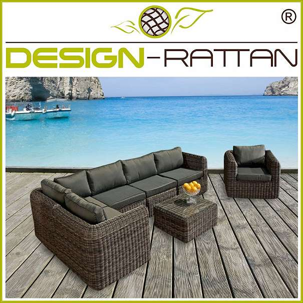 rattan sitzgruppe sanur black edition bali line rundrattan 1010 wien. Black Bedroom Furniture Sets. Home Design Ideas