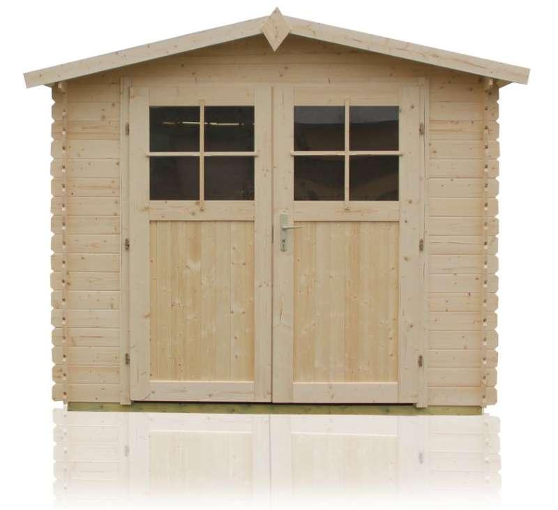 gartenhaus sommerruhe 2 2 90 x 2 90 meter aus 28 mm blockbohlen 3383 h rm willhaben. Black Bedroom Furniture Sets. Home Design Ideas