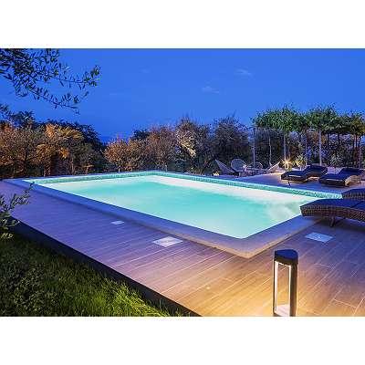 Steirerbecken Pools All Inklusve Styropor Stein Pool