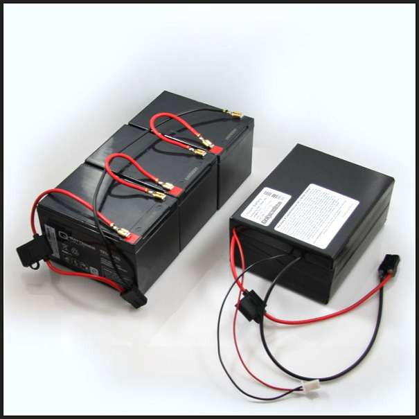 Geschickt Batterie Heimwerker