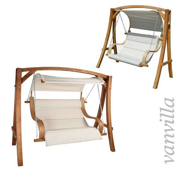 hollywoodschaukel holz gartenschaukel albarella schaukel. Black Bedroom Furniture Sets. Home Design Ideas