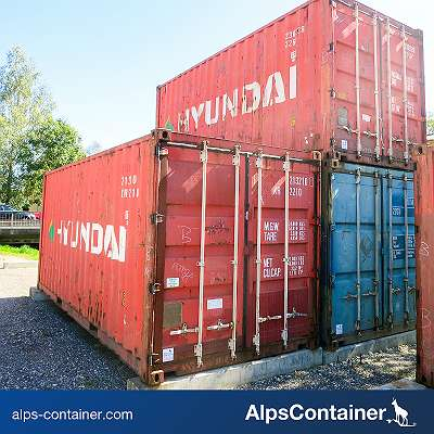 20ft Seecontainer / Lagercontainer gebraucht