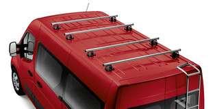 Aluminium-Basisträger Movano B - Rohr im Kremstal - Aluminium-Basisträger Opel Movano B H1 Schaffen Stauraum auf dem Dach: Die verschiebbaren Basisträger aus Aluminium sind eine sichere Bank für Transportgüter aller Art. Maximale Traglast pro Träger: 50 kg Maximale Dachlast: 200 kg  - Rohr im Kremstal