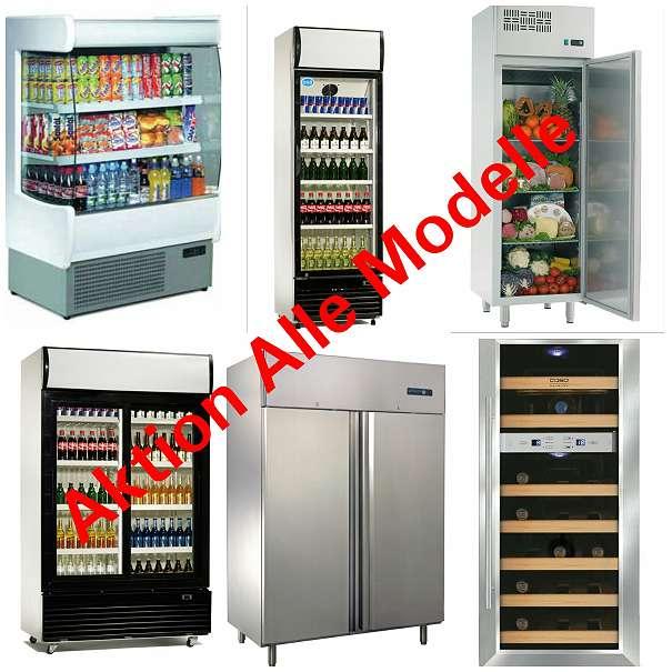 Edelstahl Küchlschränke, Kühlschränke mit Glastür ...