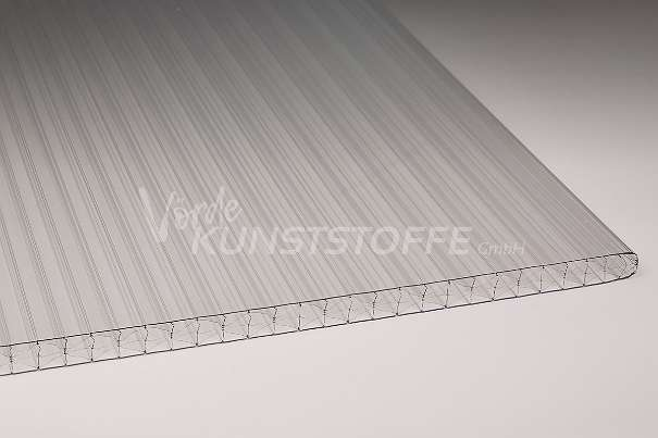 hohlkammerplatten doppelstegplatten x struktur 16mm klar. Black Bedroom Furniture Sets. Home Design Ideas