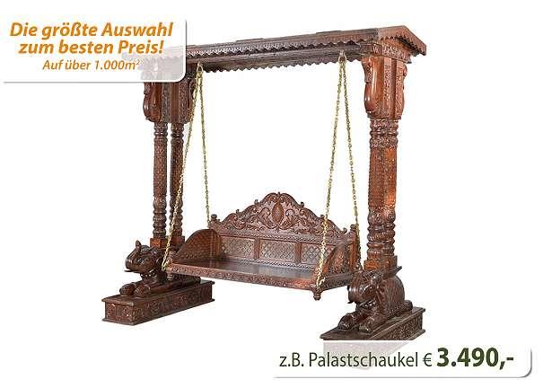 Wertvolle Indische Palastschaukel 3490 2700 Wiener Neustadt