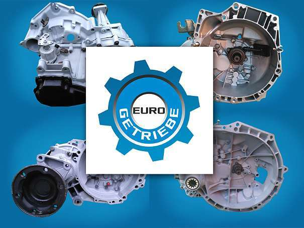 Schaltgetriebe Getriebe JJT MBR KHS LBR FVF FZT 1.6 Benziner VW CADDY TOURAN Golf 5-Gang und mehr