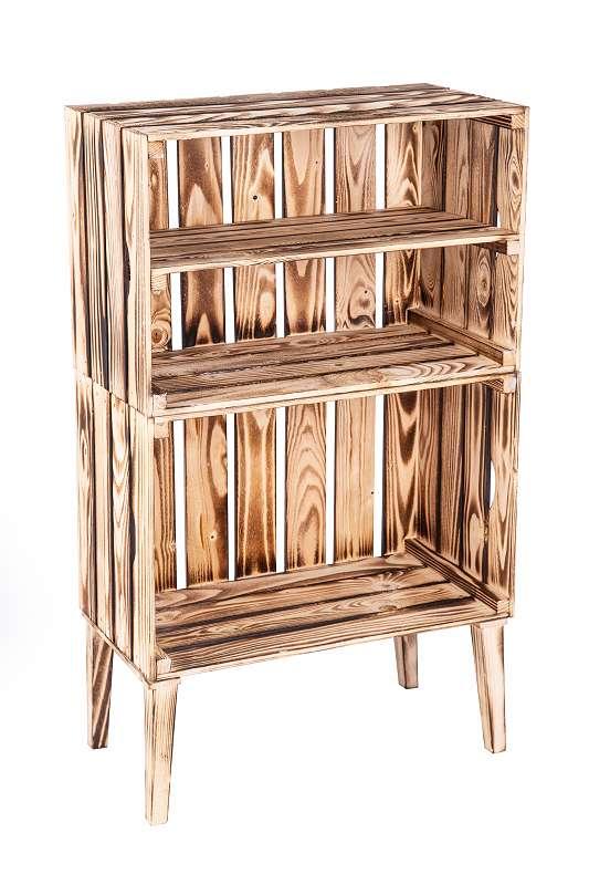 Alternative Möbel Kisten Möbel Regale Bücherregale Aus