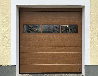 Garagentore - Deckensektionaltore - Lagertor - 2800x2640 - 50 % ? 1200, - Abverkaufstore promt verfügbar - Mayr&Söhne GeneralvertriebsgmbH - Schauhalle Aschach an der Steyr
