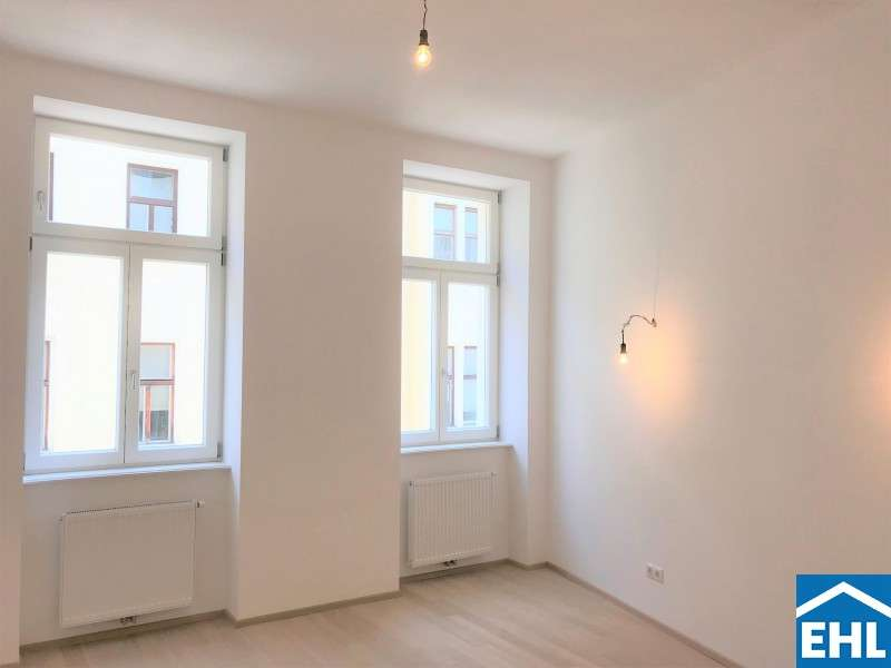 Erstbezug nach Sanierung: Zentrales Wohnen in Alsergrund!, 37 m² ...