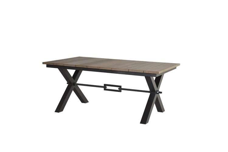 20 Aktion Tisch Esstisch Gartentisch Robusto Tisch 200 X 100 X H76