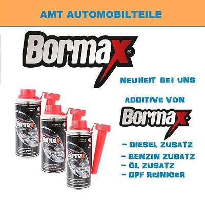 BORMAX Additive/ Zusatz, Öladditiv, Dieseladditiv, Benzinadditiv, DPF Reiniger