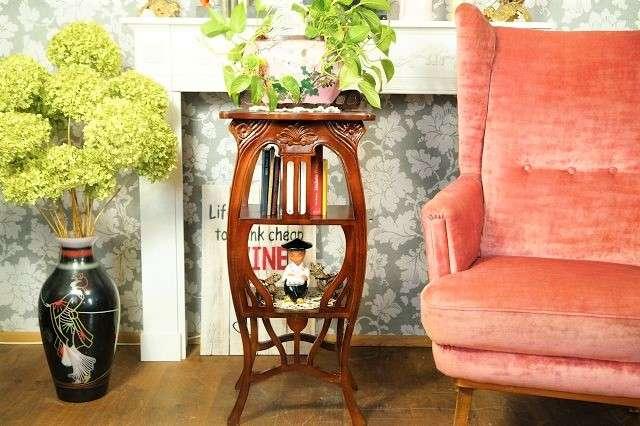 Ständer, Tisch für Waschset im Shabby Look! Lavoir Lavour Deckeldose Nachttopf Krug Schüssel Vase Blumentisch Tischerl Bad Toilettetisch