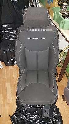 Sitzgarnitur komplett / gebraucht / Jeep JKU Limited Rubicon