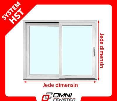 Balkontür auf Maß Terrassentür Kunststoff Schiebetür Tür Schiebefenster Fenster Kunststofffenster aus Polen