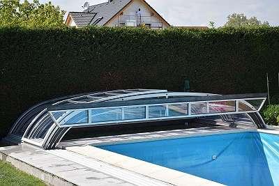 Poolüberdachung/ Schwimmbadüberdachung
