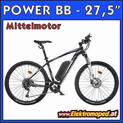 Elektro Fahrrad E-Bike verschiedene Varianten mit Tiefeinstieg Citibike Mauntainbike