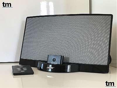 Bose SoundDock - schwarz glänzend - sofort verfügar - mit Rechnung und Gewährleistung
