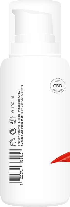 Hanf CBD Arthro WARM 100ml