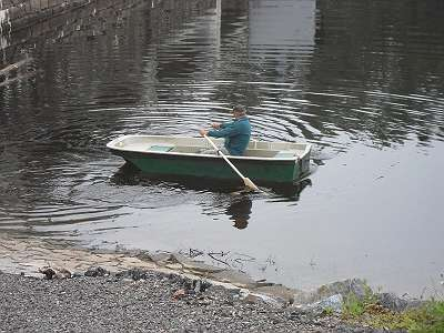 Fabrikneus Angelboot